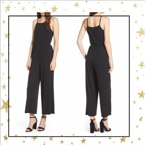 Cupcakes and Cashmere Macall rib Knit jumpsuit (C5